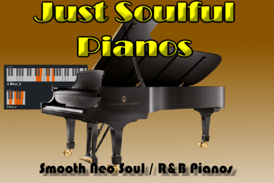 Neo Soul Pianos incl. 14 Videos – $2.99 ** Update April 7th **