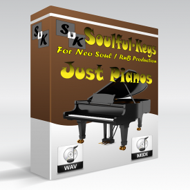 Neo Soul Pianos incl. 17 Videos - $2.99
