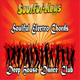 Soulful Chords for Deep House / Electro – New Update !! WAV, ACID, REX and MIDI – $3.99