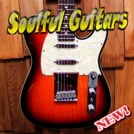 New Soulful Guitars (Separate Purchase)